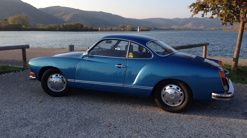 Karmann Ghia 1973 Alaska blue metallic !!! Img_4510