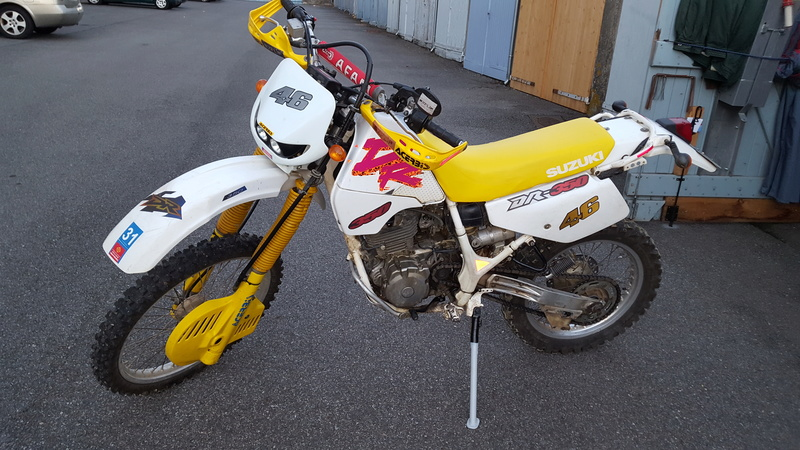 DR 350 SHP 07-11-14