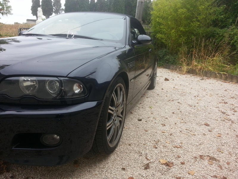 [Ice-box] BMW M3 e46 cabriolet  20160911