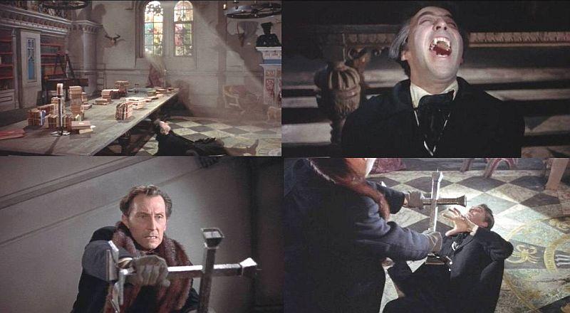 Hammer film et ciné ambiance manoir - Page 2 Dracul10