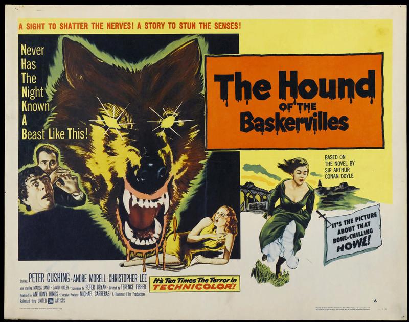Hammer film et ciné ambiance manoir - Page 5 Houndb10