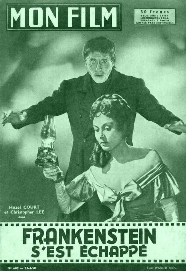 Hammer film et ciné ambiance manoir - Page 6 Monfil10