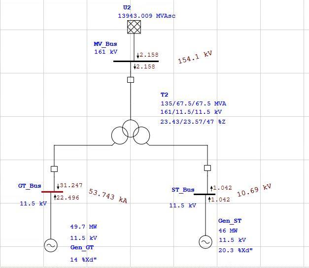 Transformateur 3 enroulement et court circuit  Captur10