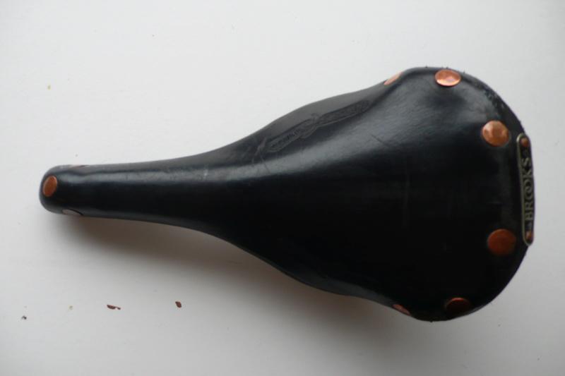 Selle Brooks Swift B360 Titanium avec chariot de selle Pentaclip (à vendre) Selle_10