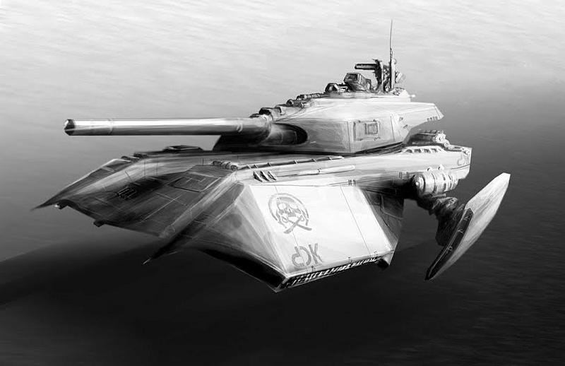 Nouveau char de Spacemarine Tank11