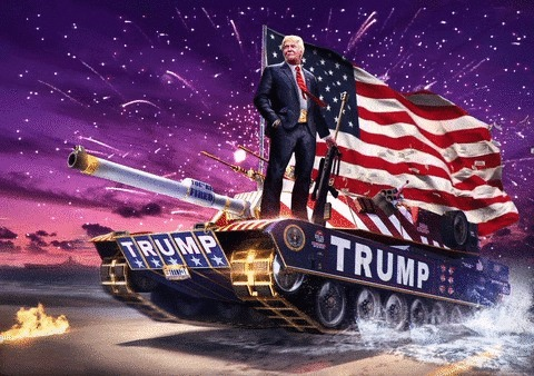 Nouveau tankiste américain Trump-11