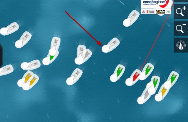 [Vendée Globe Virtuel 2016] La course sur VR - Page 5 09-11-10