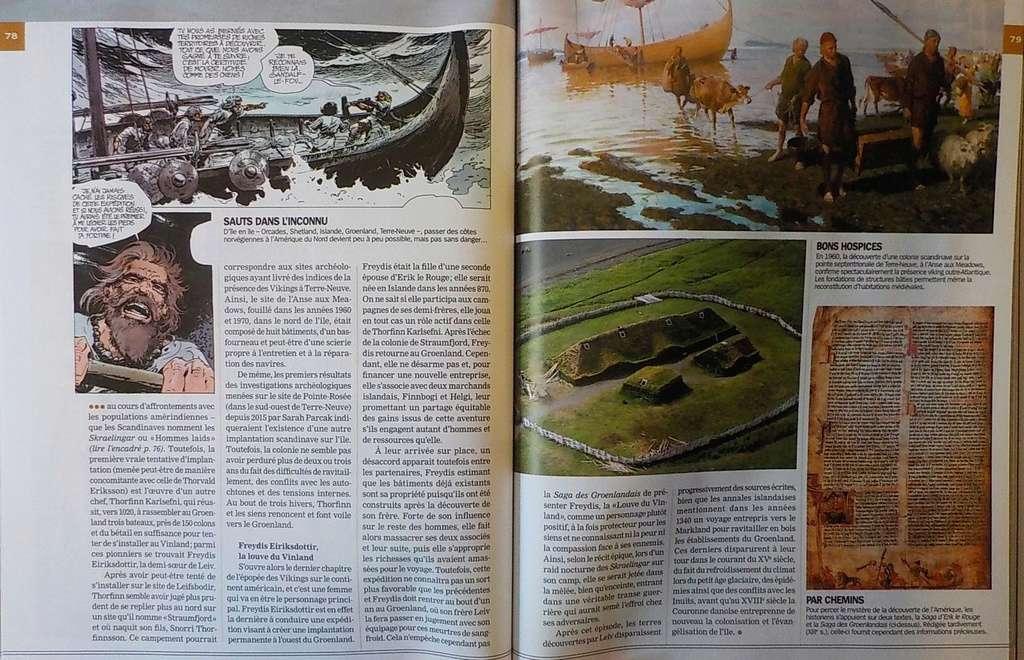 Revue Historia H-S : THORGAL et les Vikings Dscn2512