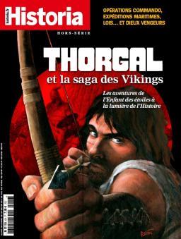 Revue Historia H-S : THORGAL et les Vikings Histor10