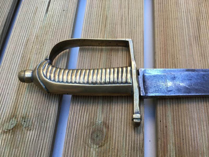 sabre briquet révolutionnaire  Img_1215