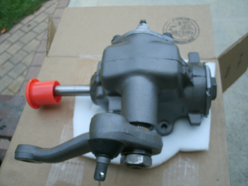Manual steering pitman arm for a 1973 Chevelle Steeri10