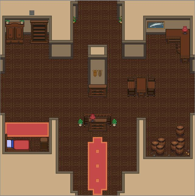 IN PROGRESS - Create Dungeon Maps Haunte12