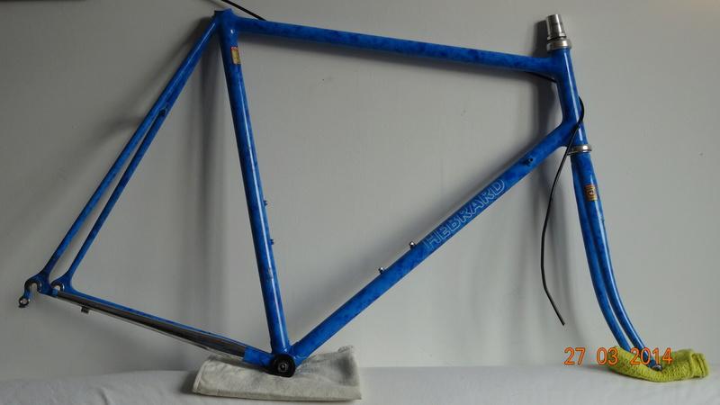 """Vélo de route """"Hébrard"""" Columbus SLX Dsc01010"""
