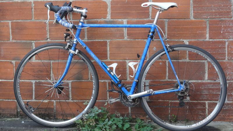 """Vélo de route """"Hébrard"""" Columbus SLX Dsc02220"""