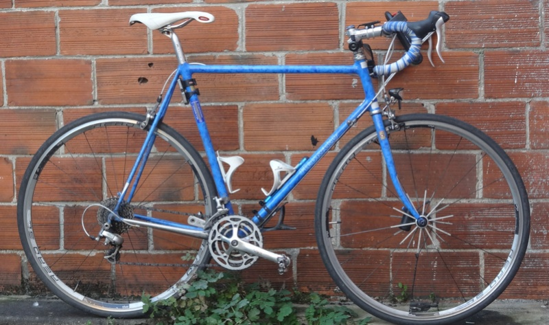 """Vélo de route """"Hébrard"""" Columbus SLX Dsc02221"""