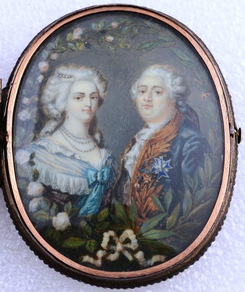 A vendre: Louis XVI et Marie Antoinette - Page 4 14799810