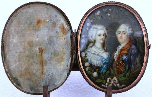 A vendre: Louis XVI et Marie Antoinette - Page 4 14800110
