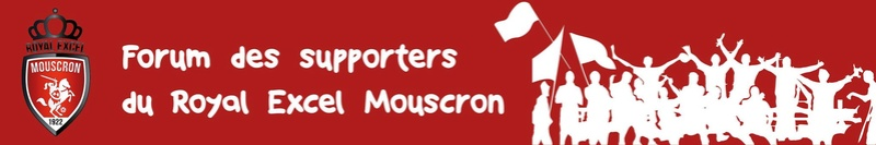 Supporters du Royal Excel Mouscron