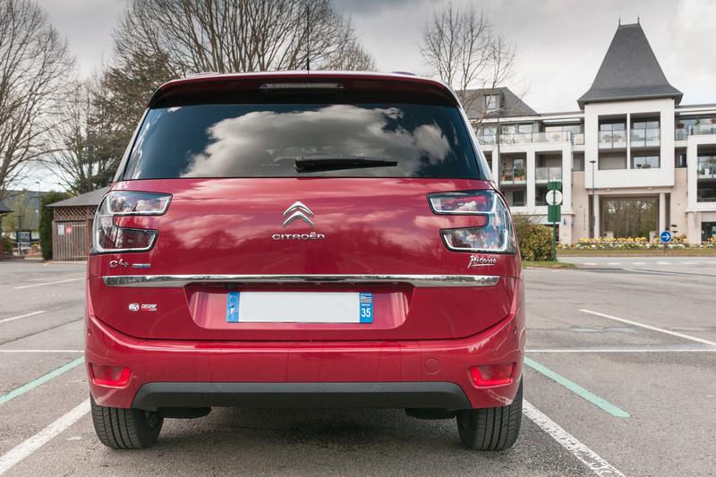 """Présentation et Photos de votre Voiture """"Citroën"""" C4gp2_15"""