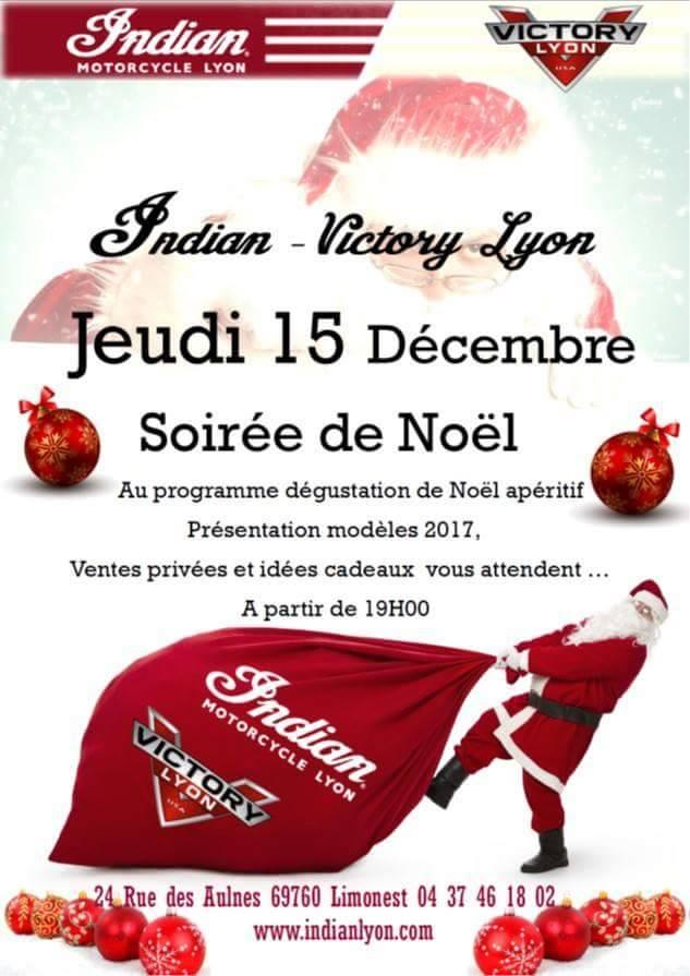 Soirée de Noël à la Concession de Lyon jeudi 15/12/2016 15310211