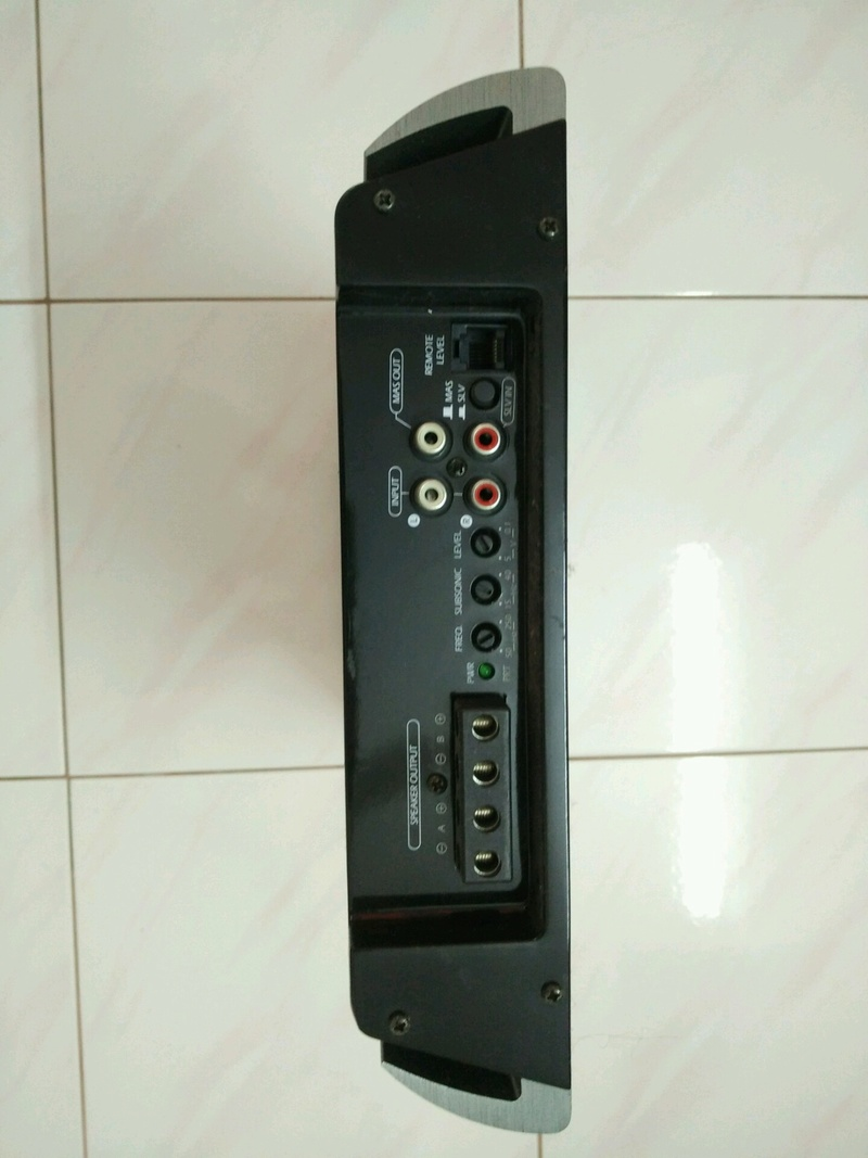 Used lighning Audio Amp, Subwoofer, Capacitor (Price reduced) Img_2011