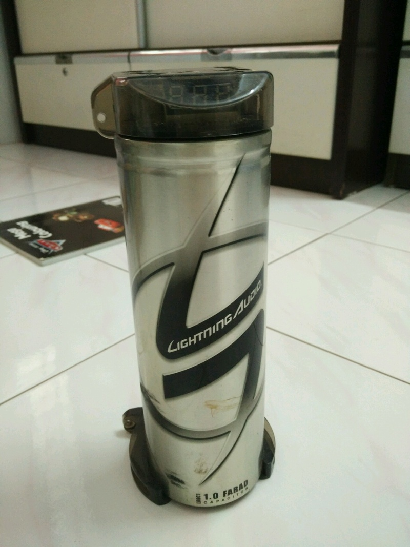 Used lighning Audio Amp, Subwoofer, Capacitor (Price reduced) Img_2012