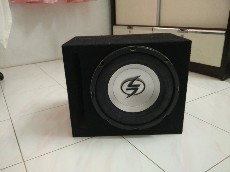 Used lighning Audio Amp, Subwoofer, Capacitor (Price reduced) Img_2013
