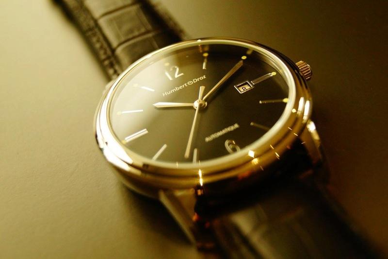 Humbert Droz Nouvelle marque Française avec ses 4 générations d'horlogers  Hd3_bl10