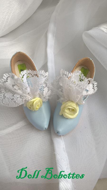 *Doll Bootsie, chaussures poupées* Tutoriel geta japonaise - Page 14 Escarp11