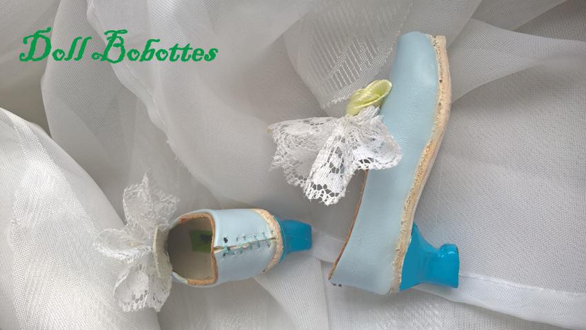 *Doll Bootsie, chaussures poupées* Tutoriel geta japonaise - Page 14 Escarp12