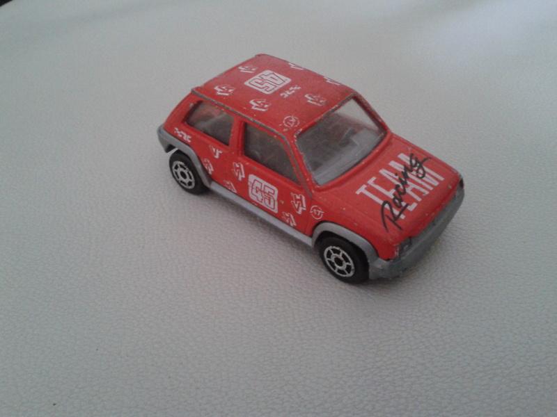N°205  RENAULT SUPERCINQ GT TURBO R_3010