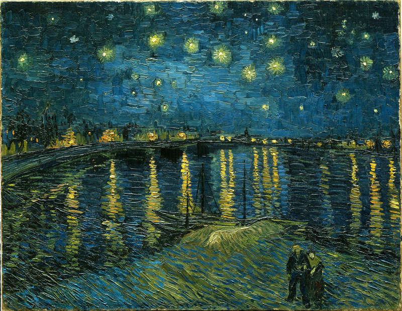 Gauguin / Van Gogh 27vang10