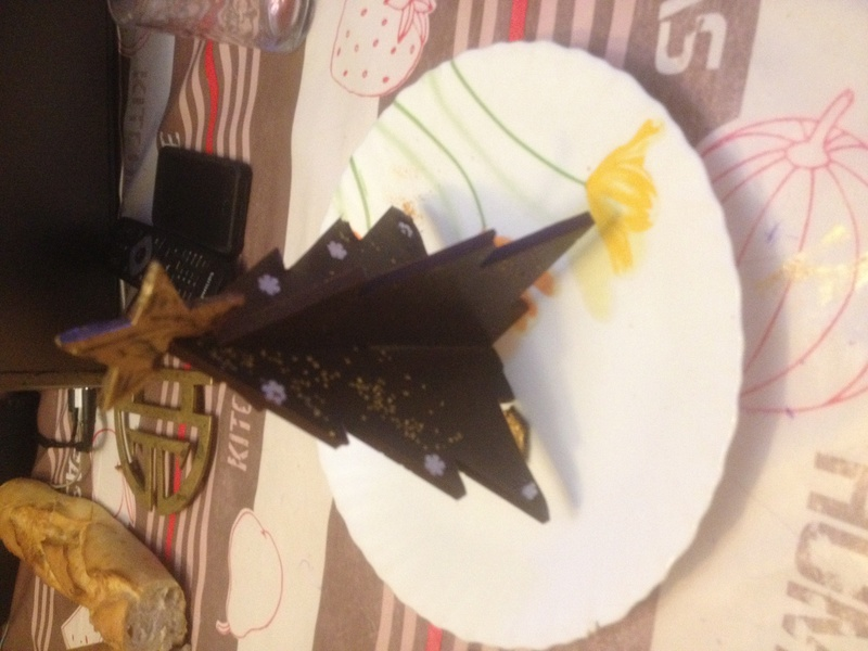 Sapin de noël en chocolat  Image35