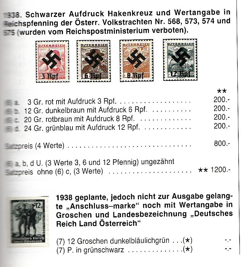 Österreich unverausgabte 6710