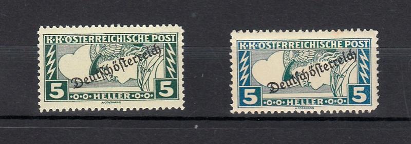 ANK 252 - 254 Eilmar10