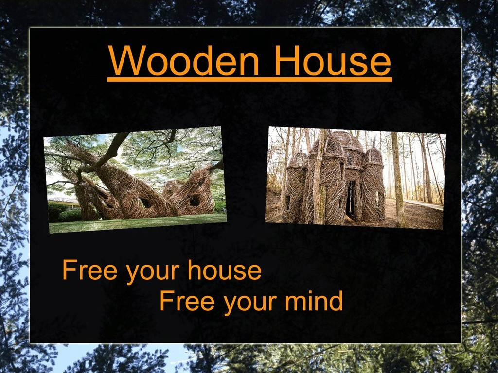 Wooden House Wooden10