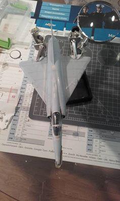 ( Heller) Mirage III au 1/72 .....en cours - Page 2 15492510