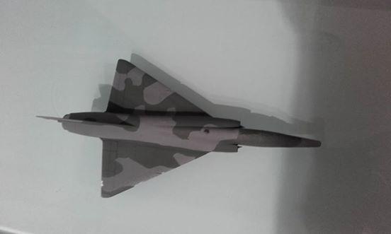 ( Heller) Mirage III au 1/72 .....en cours - Page 2 15665812