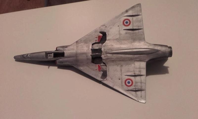 ( Heller) Mirage III au 1/72 .....en cours - Page 3 15823410