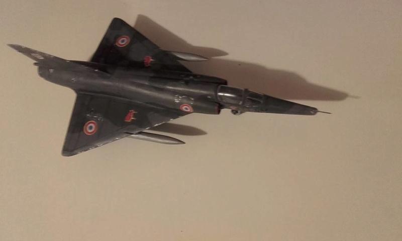 ( Heller) Mirage III au 1/72 .....en cours - Page 4 16142310