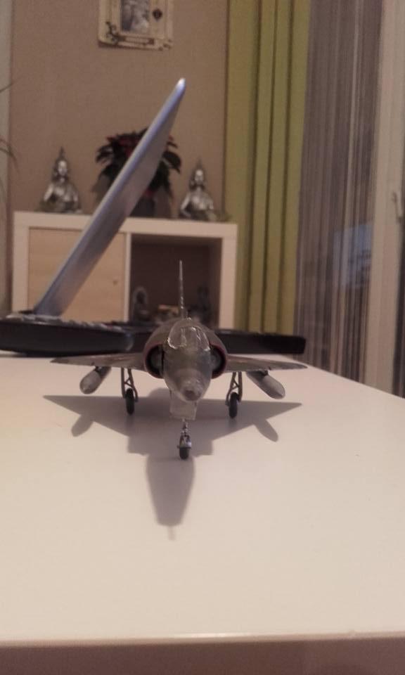 ( Heller) Mirage III au 1/72 .....en cours - Page 4 610