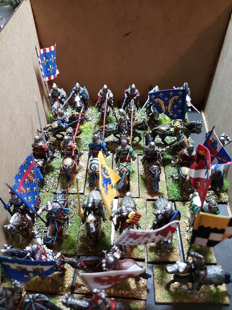 Guerre de cent ans : Les français de Lionel Guerre13