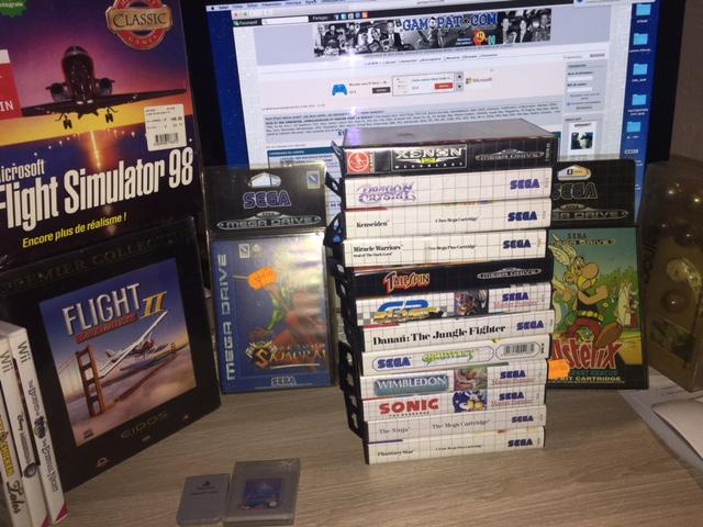 [ESTIM] jeux Megadrive et Master System (dont sous blister) Image110