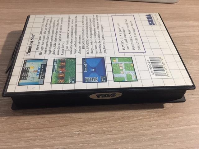 [ESTIM] jeux Megadrive et Master System (dont sous blister) Image119