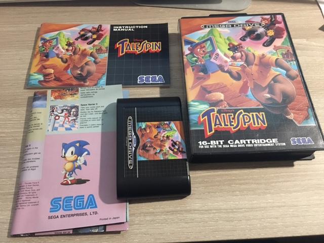 [ESTIM] jeux Megadrive et Master System (dont sous blister) Image217