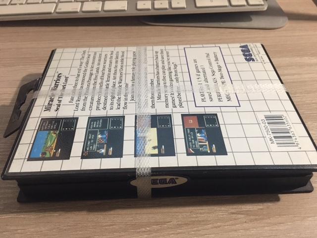 [ESTIM] jeux Megadrive et Master System (dont sous blister) Image220