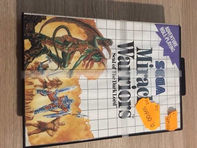 [ESTIM] jeux Megadrive et Master System (dont sous blister) Image221