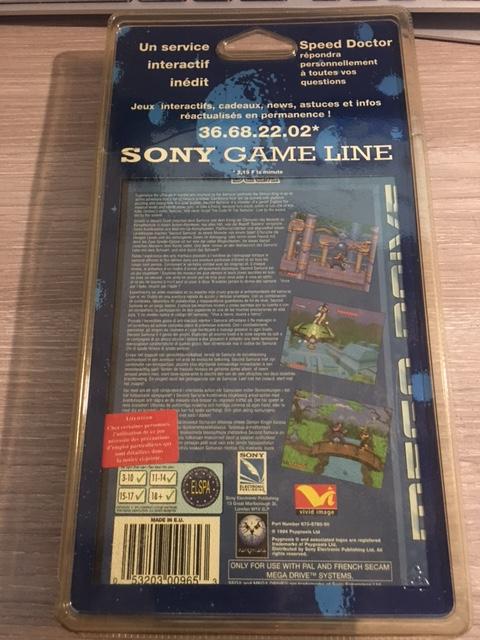 [ESTIM] jeux Megadrive et Master System (dont sous blister) Image324