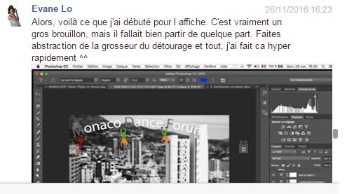 Catalogue- capture d'écran FACEBOOK Fb1711