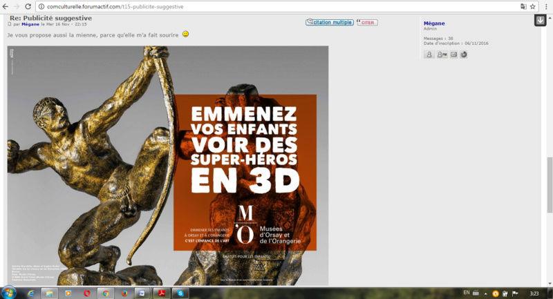 Catalogue- capture d'écran FORUM Forum210